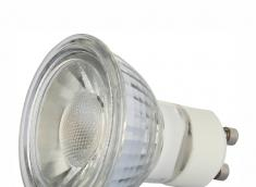 TL-GU10-5G-27 Glass LED COB